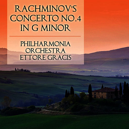 Rachmaninov's Concerto No. 4 In G Minor & Ravel's Concerto In G Major by Philharmonia Orchestra