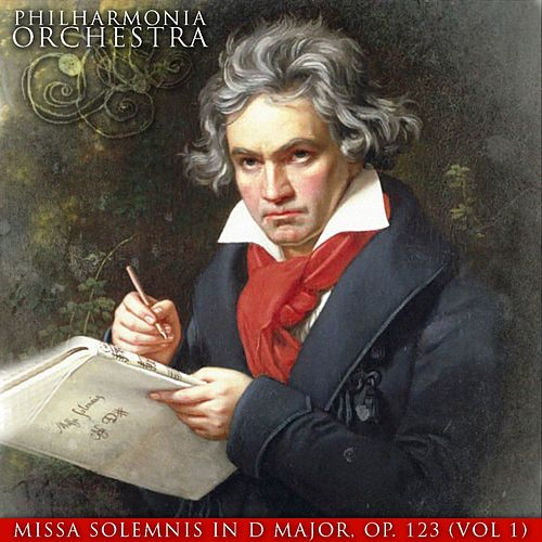 Missa Solemnis In D Major, Op. 123 (Disc 1) by Philharmonia Orchestra