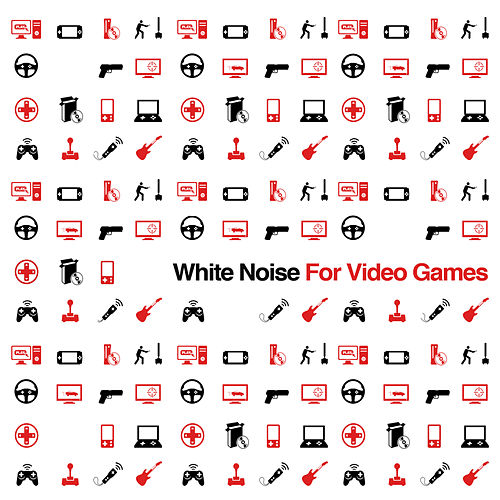 White Noise for Video Games: Help Improve Your Console Playing Concentration With Sound Masking Tracks for Any Gamer by White Noise Research