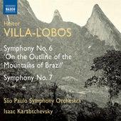 Villa-Lobos: Symphonies Nos. 6 & 7 by Sao Paulo Symphony Orchestra