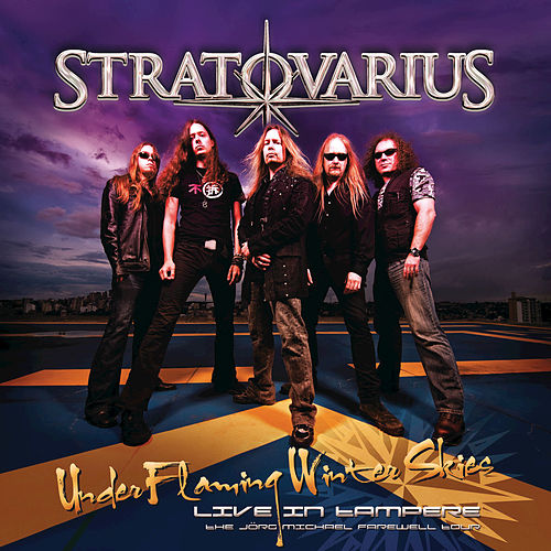 Under Flaming Winter Skies - Live In Tampere - The Jorg Michael Farewell Tour by Stratovarius