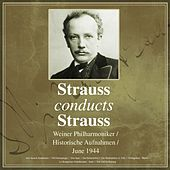Strauss Conducts Strauss by Weiner Philharmoniker