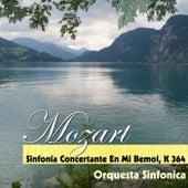 Mozart - Sinfonia Concertante En Mi Bemol, K 364 by La Orquesta Sinfonica