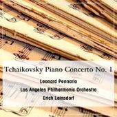 Tchaikovsky Piano Concerto No. 1 by Leonard Pennario