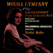 Rachmaninoff Piano Concerto No2 by Moura Lympany