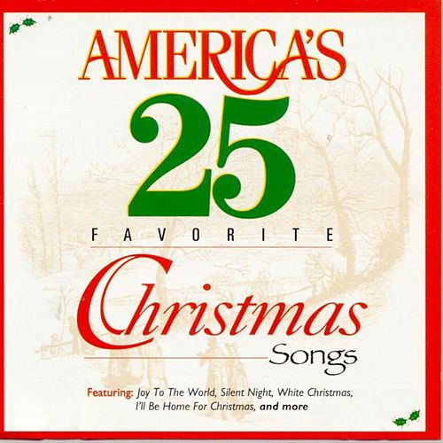 america 39 s 25 favorite christmas songs by studio musicians napster. Black Bedroom Furniture Sets. Home Design Ideas