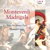 Monteverdi Madrigals by Brno Academy Choir