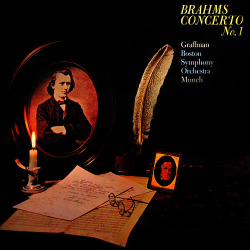 Brahm's Concerto No. 1 In D Minor by Boston Symphony Orchestra