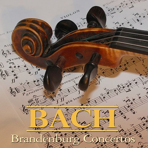 Bach Brandenburg Concertos by Karl Munchinger