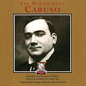 The Magnificent Caruso by Enrico Caruso