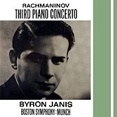 Rachmaninov Third Piano Concerto by Byron Janis