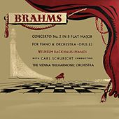 Johannes Brahms Piano Concerto No. 2 by Vienna Philharmonic Orchestra