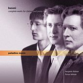 Busoni: Complete Works for Clarinet and Piano by Benjamin Feilmair