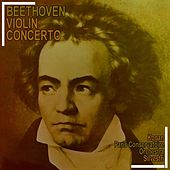 Beethoven Violin Concerto by Leonid Kogan