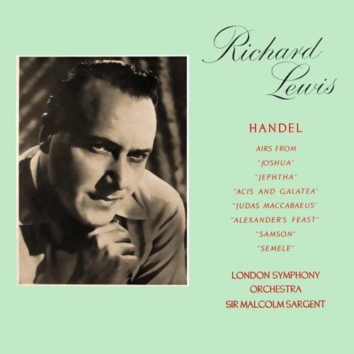 Handel Airs by Richard Lewis