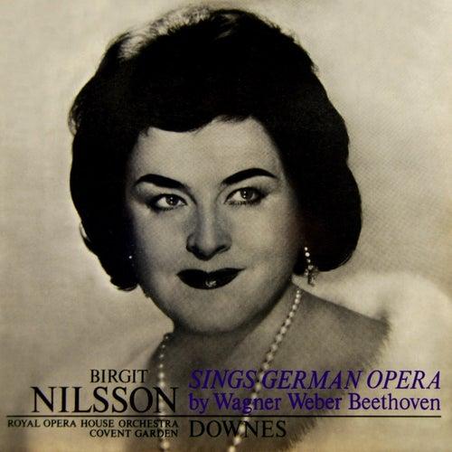 Sings German Opera by Birgit Nilsson