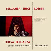 Berganza Sings Rossini by Teresa Berganza