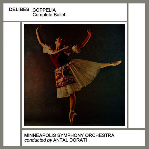 Coppelia by Minneapolis Symphony Orchestra