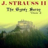 J. Strauss II, The Gypsy Baron Volume 2 by Hermann Prey