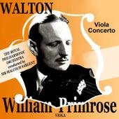 Walton Viola Concerto / Hindemith Der Schwanendreher von Royal Philharmonic Orchestra