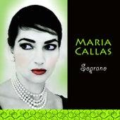 Soprano by Maria Callas