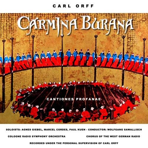 Carmina Burana by Agnes Giebel