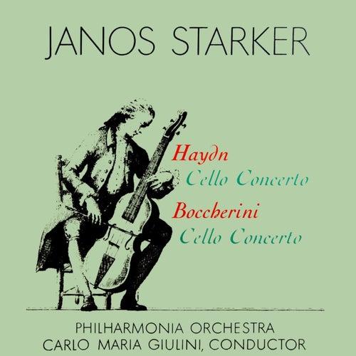Haydn Boccherini Cello Concertos by Philharmonia Orchestra