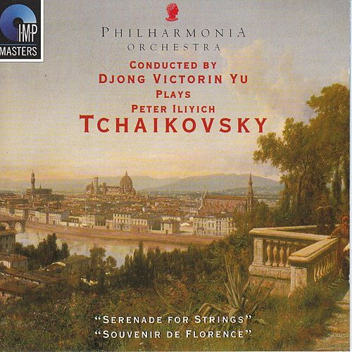 Tchaikovsky: Serenade For Strings / Souvenir de Florence by Philharmonia Orchestra
