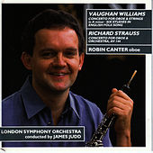 Vaughan Williams: Oboe Concerto / R Strauss: Oboe Concerto by London Symphony Orchestra