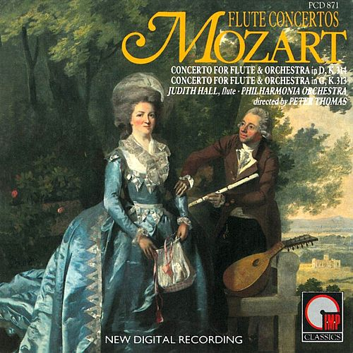 Mozart Flute Concertos by Philharmonia Orchestra