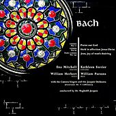Bach Cantatas by The Jacques Orchestra