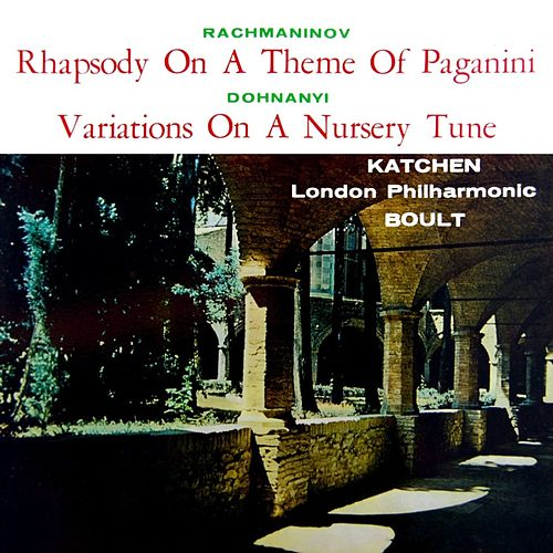 Rhapsody On A Theme Of Paganini by Julius Katchen
