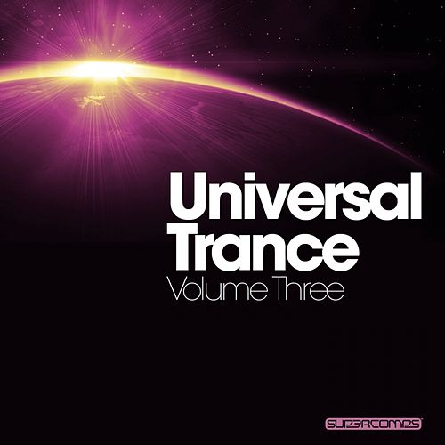 Universal Trance Volume Three by Various Artists