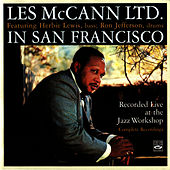 Les McCann Ltd. in San Francisco by Les McCann
