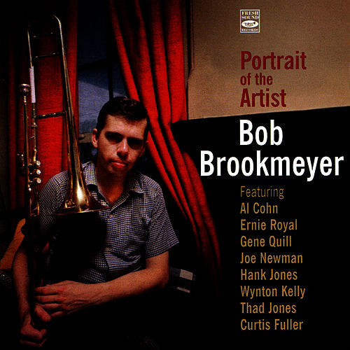 Portrait of the Artist by Bob Brookmeyer