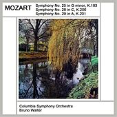 Mozart by Columbia Symphony Orchestra