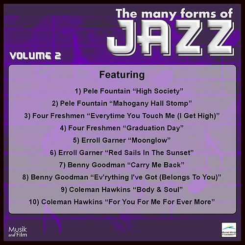 The Many Forms of Jazz, Vol. 2 by Various Artists
