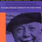 Richard Strauss conducts his Tone Poems by Various Artists