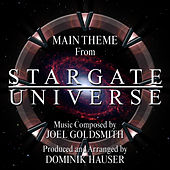 Stargate Universe - End Title Theme from the Television Series (Single) (Joel Goldsmith) Single by Dominik Hauser