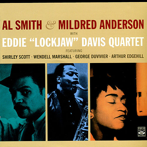 Hear My Blues and Person to Person by Al Smith