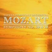 Mozart Symphony No. 29 & 39 by Vienna Symphony Orchestra