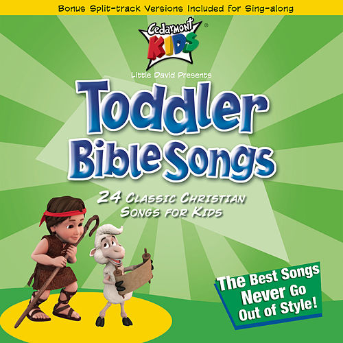 Toddler Bible Songs by Cedarmont Kids