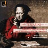 Carlo Tessarini: Intégrale des 12 concertos pour violon, Op. 1 (Complete Violin Concertos) by Various Artists