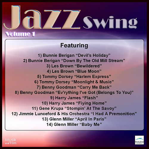 Jazz Swing, Vol. 1 by Various Artists