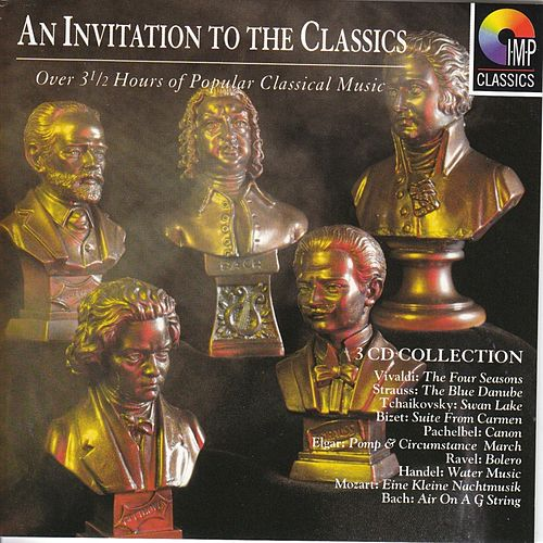 An Invitation To The Classics by Various Artists