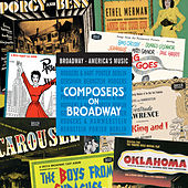 Composers On Broadway von Various Artists