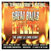 Great Balls of Fire: The Jerry Lee Lewis Story (UK Cast Recording Highlights) - EP by Great Balls of Fire: The Jerry Lee Lewis Story - UK Cast