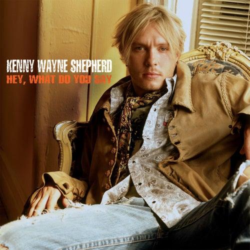 Hey, What Do You Say by Kenny Wayne Shepherd