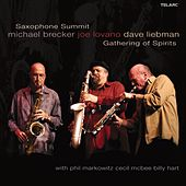 Gathering of Spirits von Michael Brecker