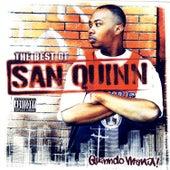 The Best Of San Quinn by San Quinn